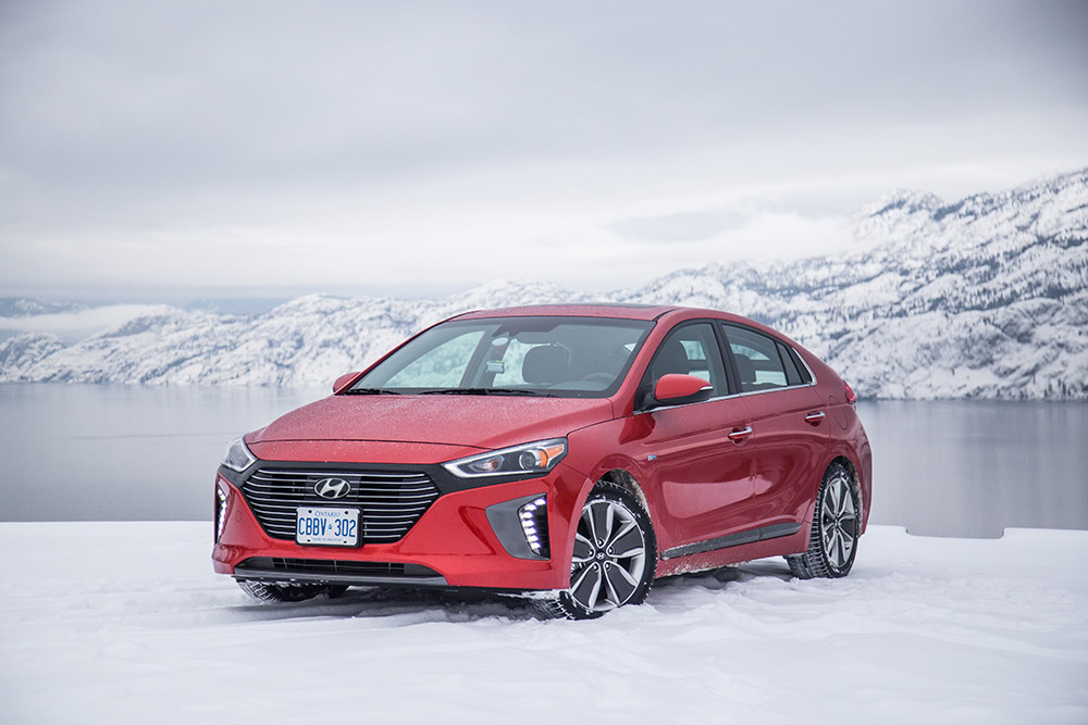 First Drive: 2017 Hyundai Ioniq | Canadian Auto Review