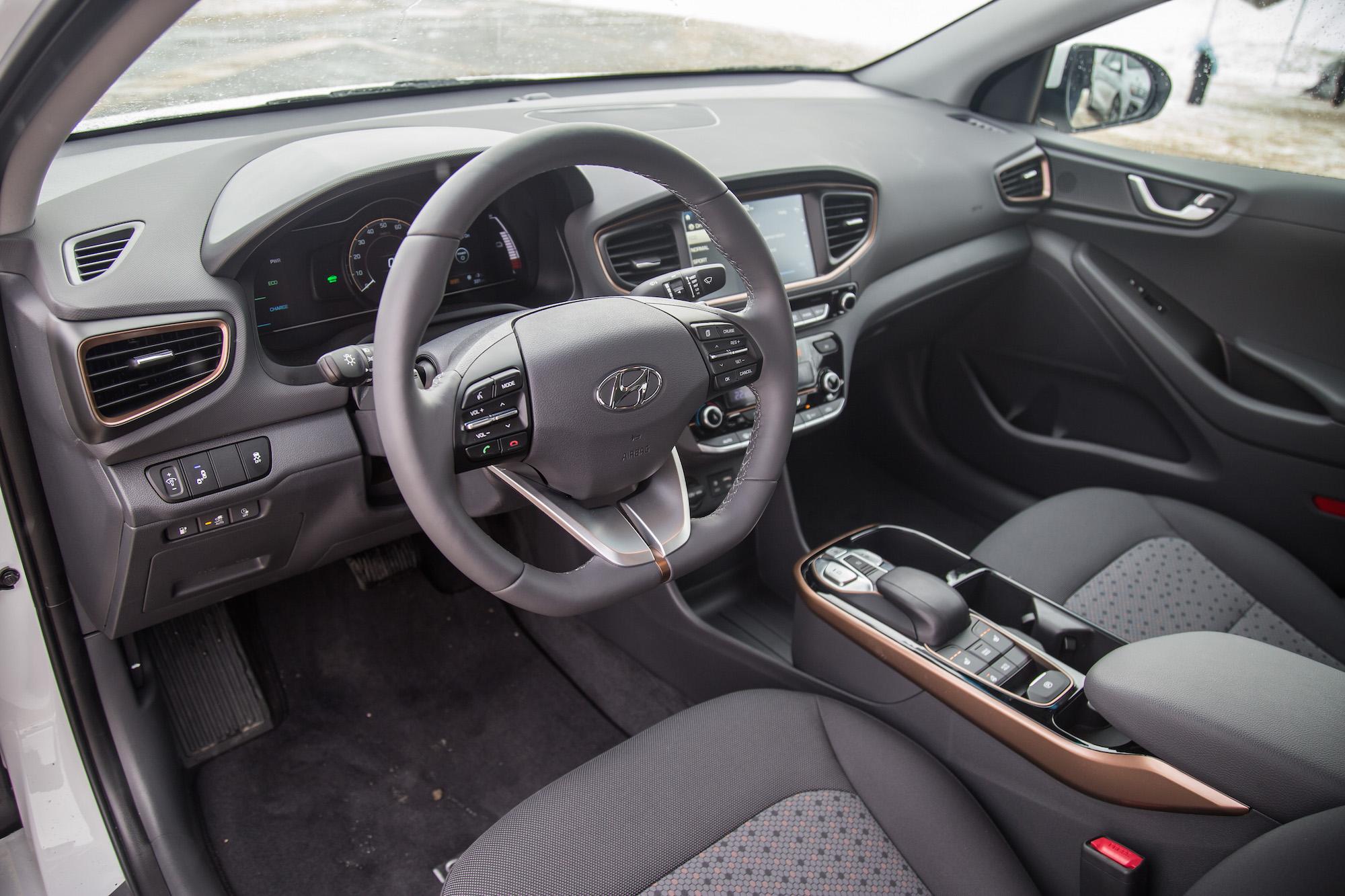 First Drive 2017 Hyundai Ioniq Canadian Auto Review