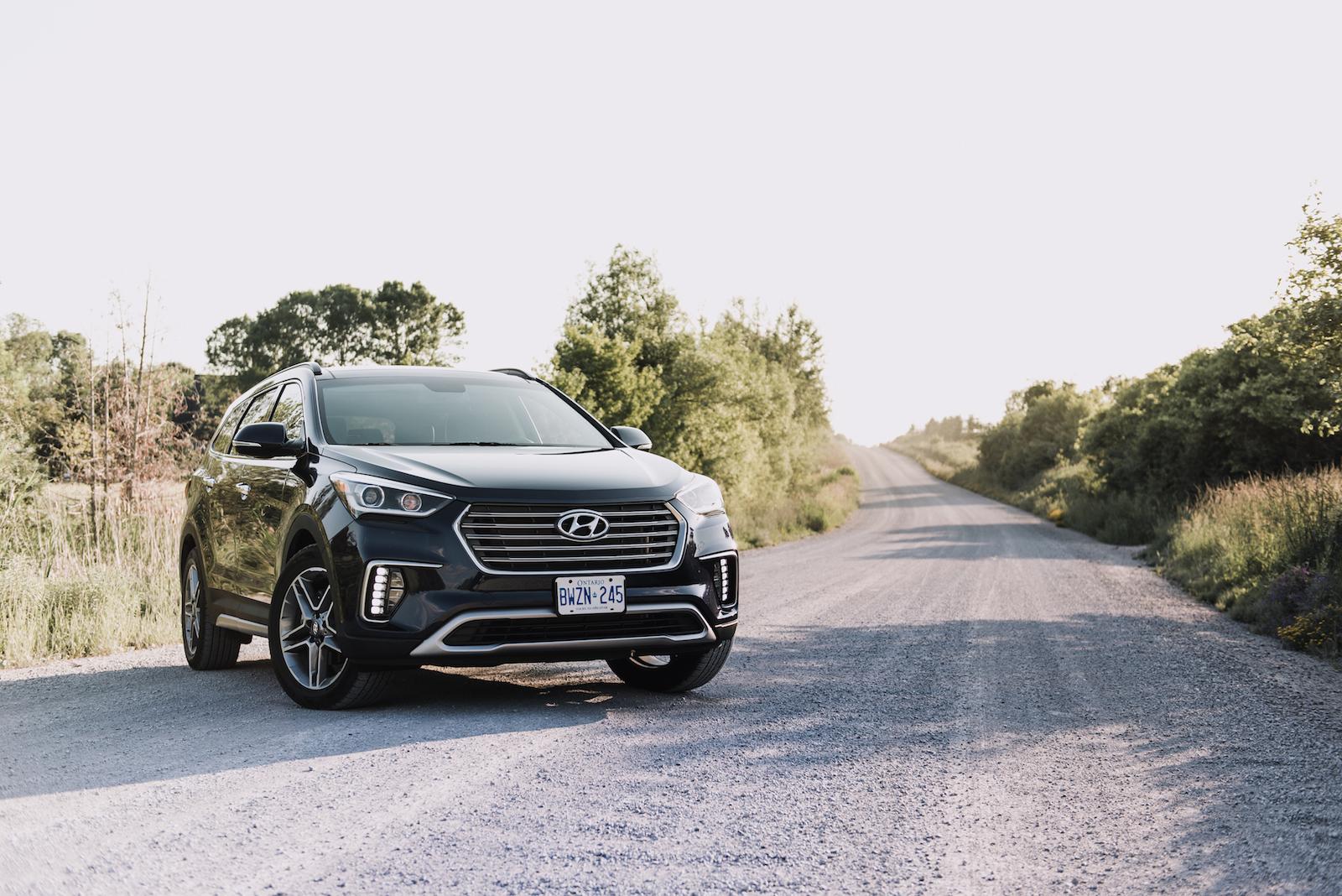 Review 2017 Hyundai Santa Fe Xl Canadian Auto Review