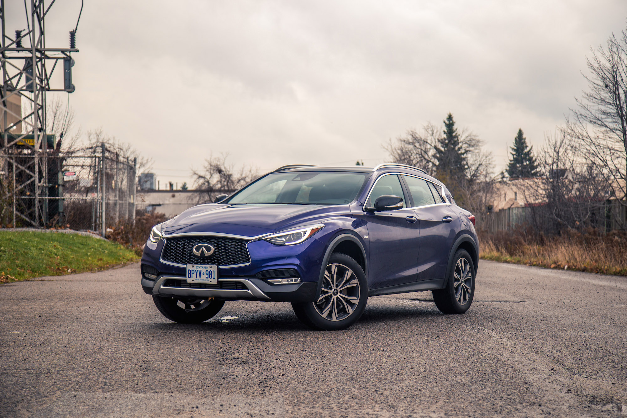 Review 2017 Infiniti Qx30 Awd Premium Canadian Auto Review