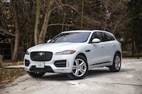 Jaguar F-Pace R-Sport new