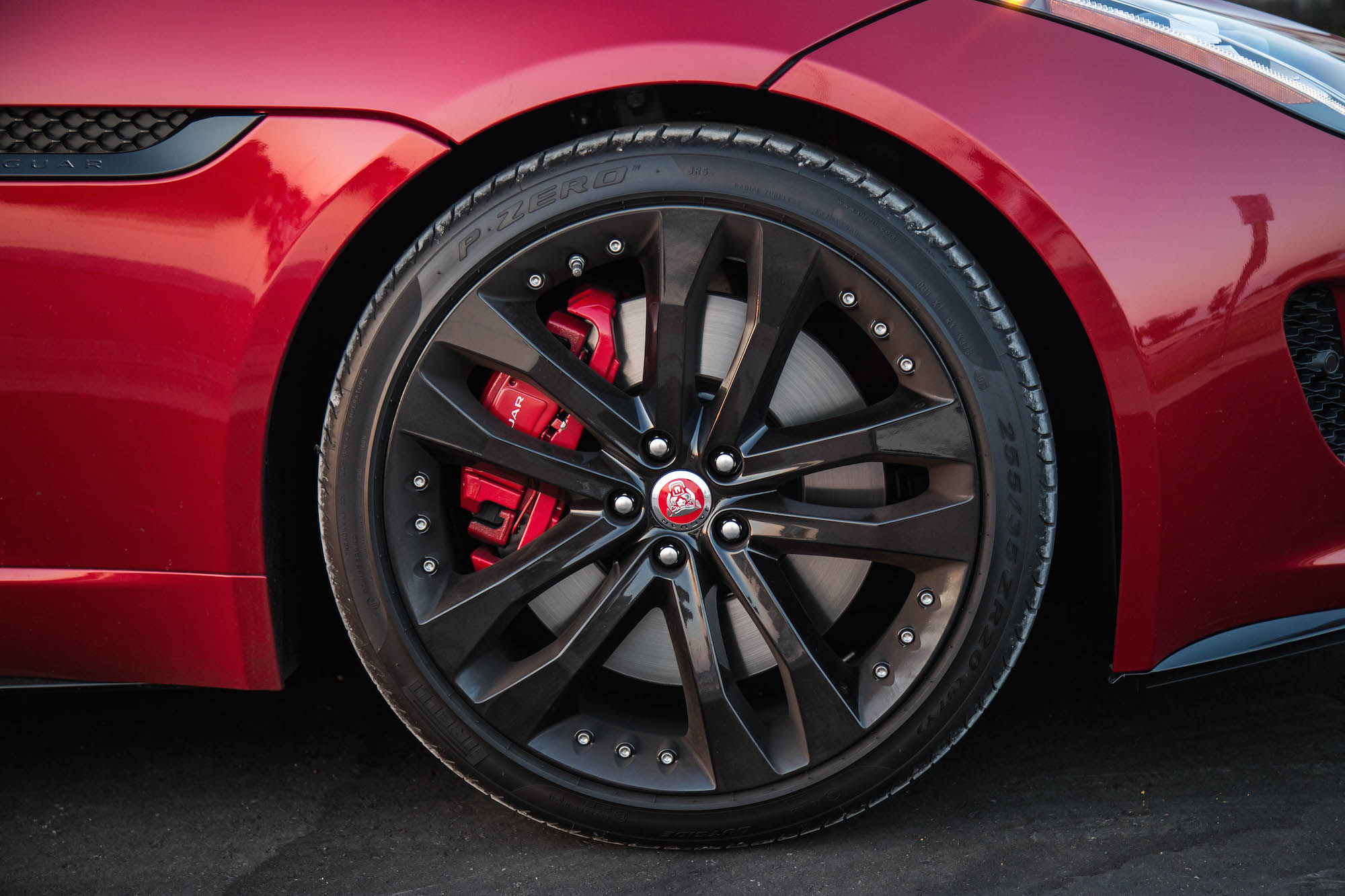 F Type Manual Tornado Wheels
