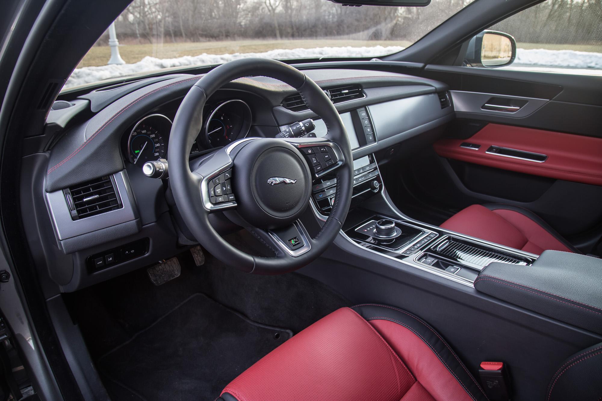 Review: 2017 Jaguar XF 20d R-Sport   Canadian Auto Review
