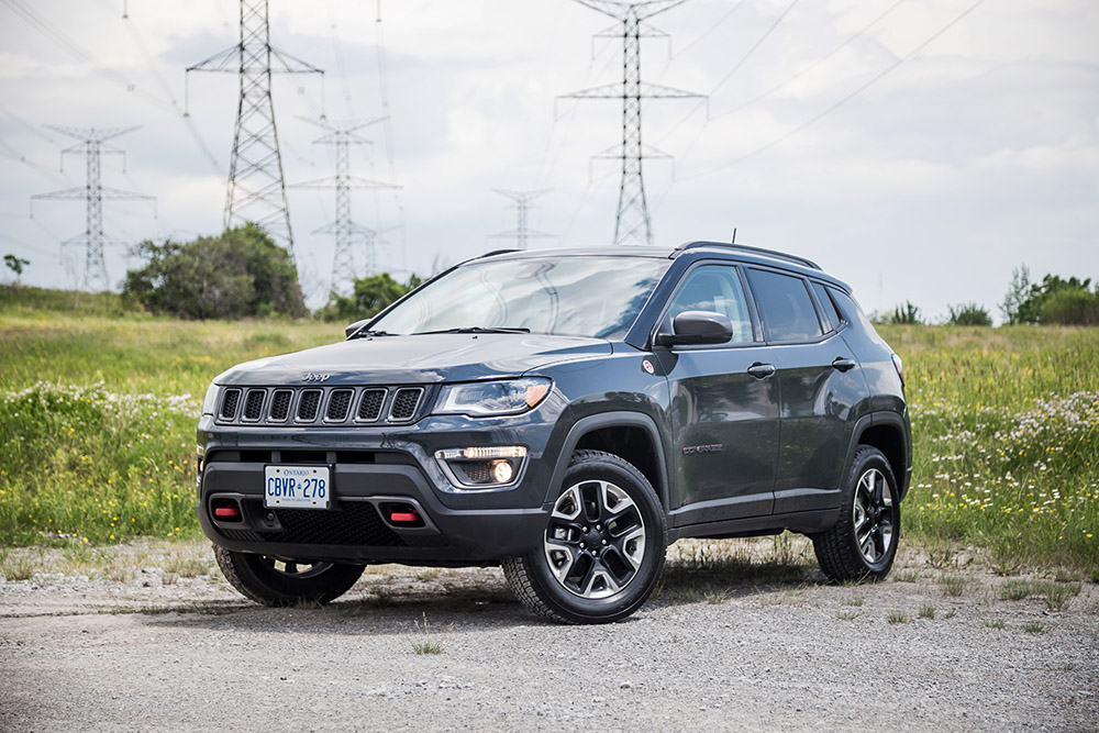 2017 Honda Lineup >> Review: 2017 Jeep Compass Trailhawk | Canadian Auto Review