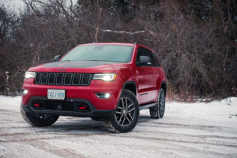 review 2017 jeep grand cherokee trailhawk canadian auto review. Black Bedroom Furniture Sets. Home Design Ideas