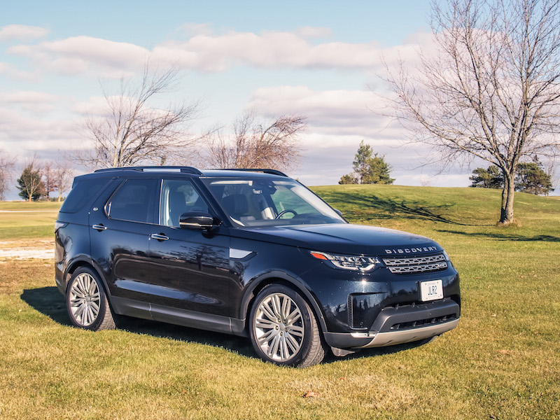 2017 Land Rover Discovery Hse Luxury Td6 Review Canadian