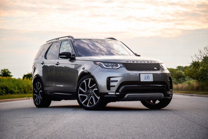Review 2017 Land Rover Discovery Hse Si6 Canadian Auto