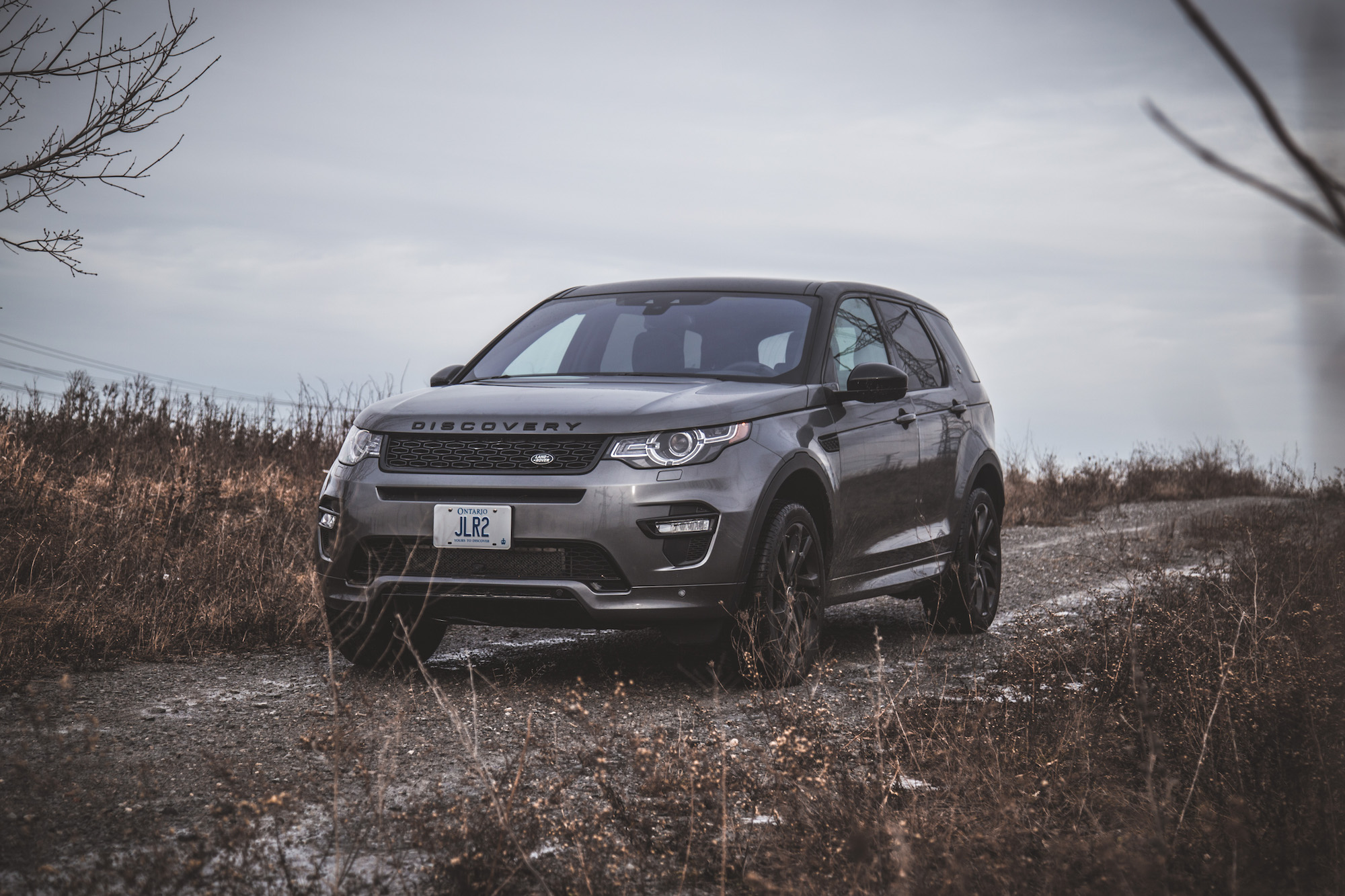 review 2017 land rover discovery sport dynamic design. Black Bedroom Furniture Sets. Home Design Ideas