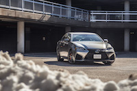 2017 Lexus GS F atomic silver canada new