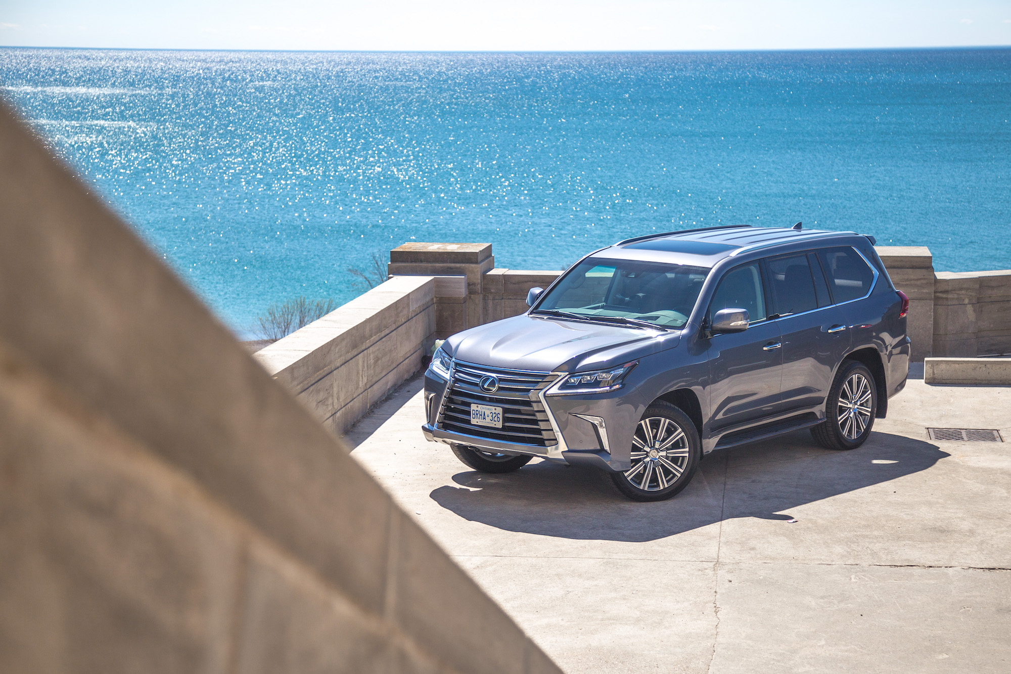 2017 lexus lx 570 canada new used review