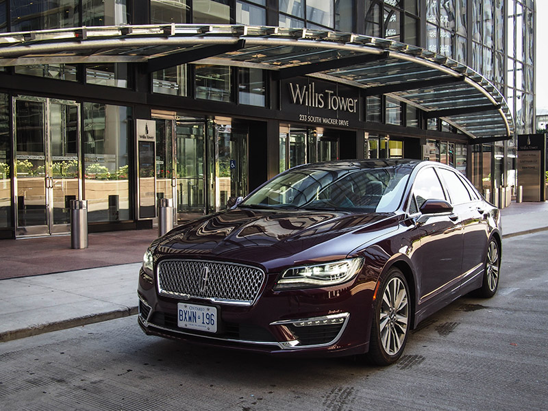 2017 林肯 Lincoln MKZ Hybrid canada review