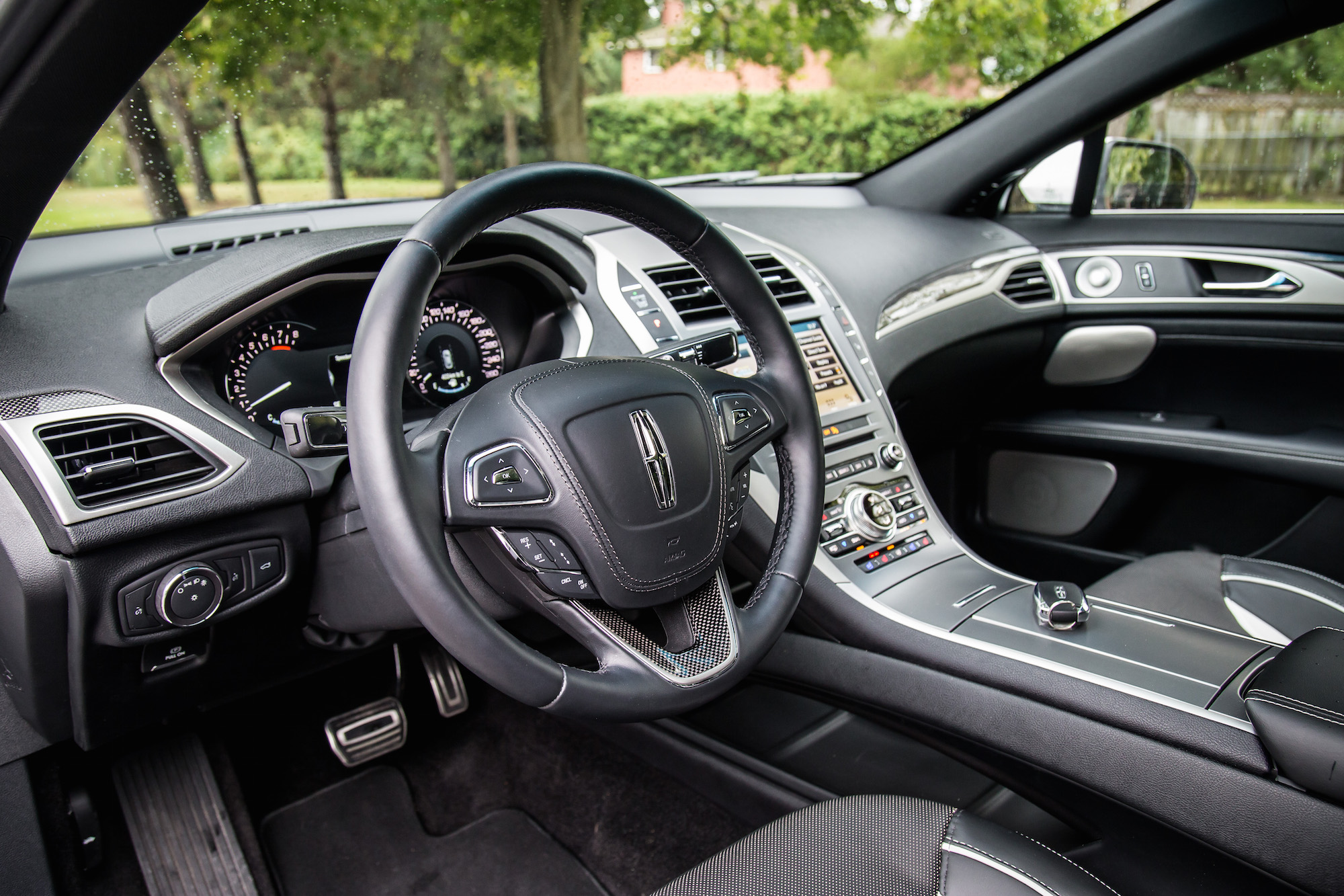review 2017 lincoln mkz reserve awd 3 0t canadian auto review. Black Bedroom Furniture Sets. Home Design Ideas