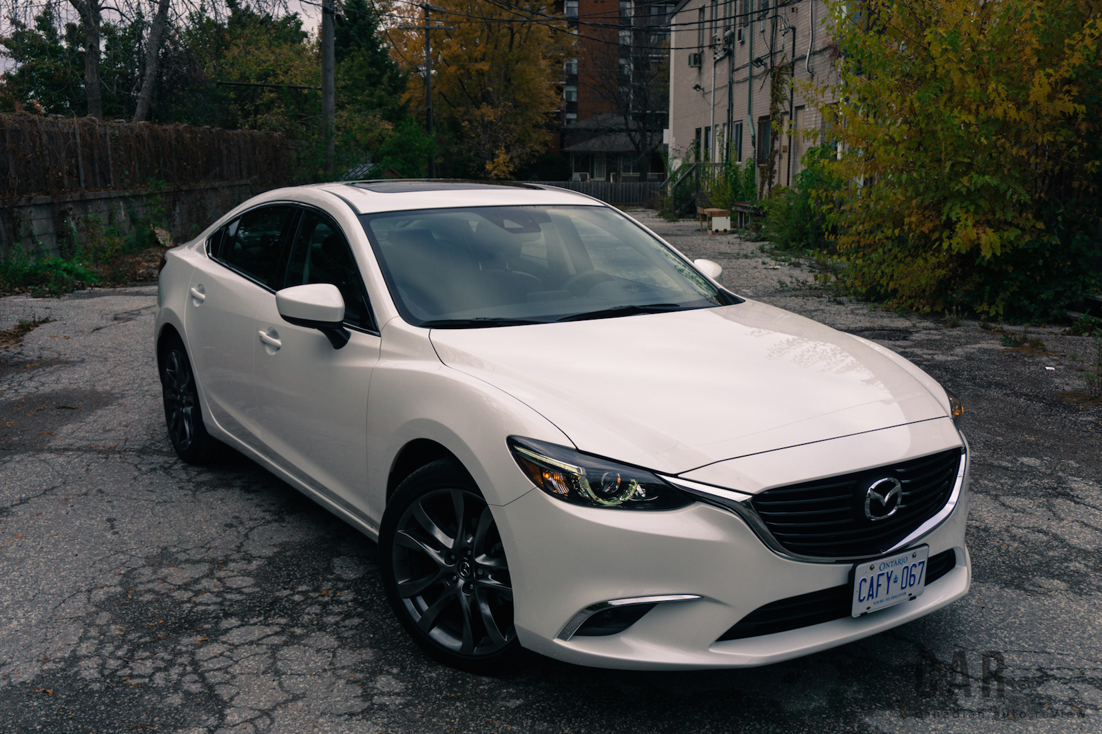 road trip new york city in a 2017 mazda6 gt canadian. Black Bedroom Furniture Sets. Home Design Ideas