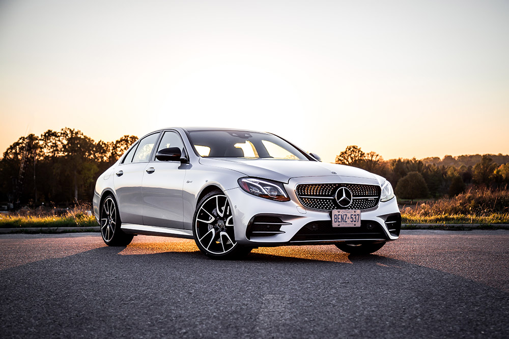 2017 Mercedes-AMG E43 canada review