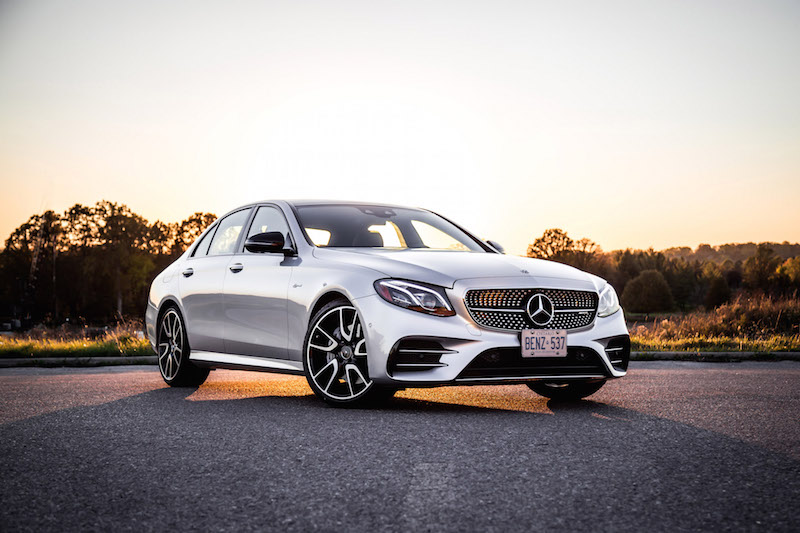 2017 Mercedes-AMG E43 amg driver's package