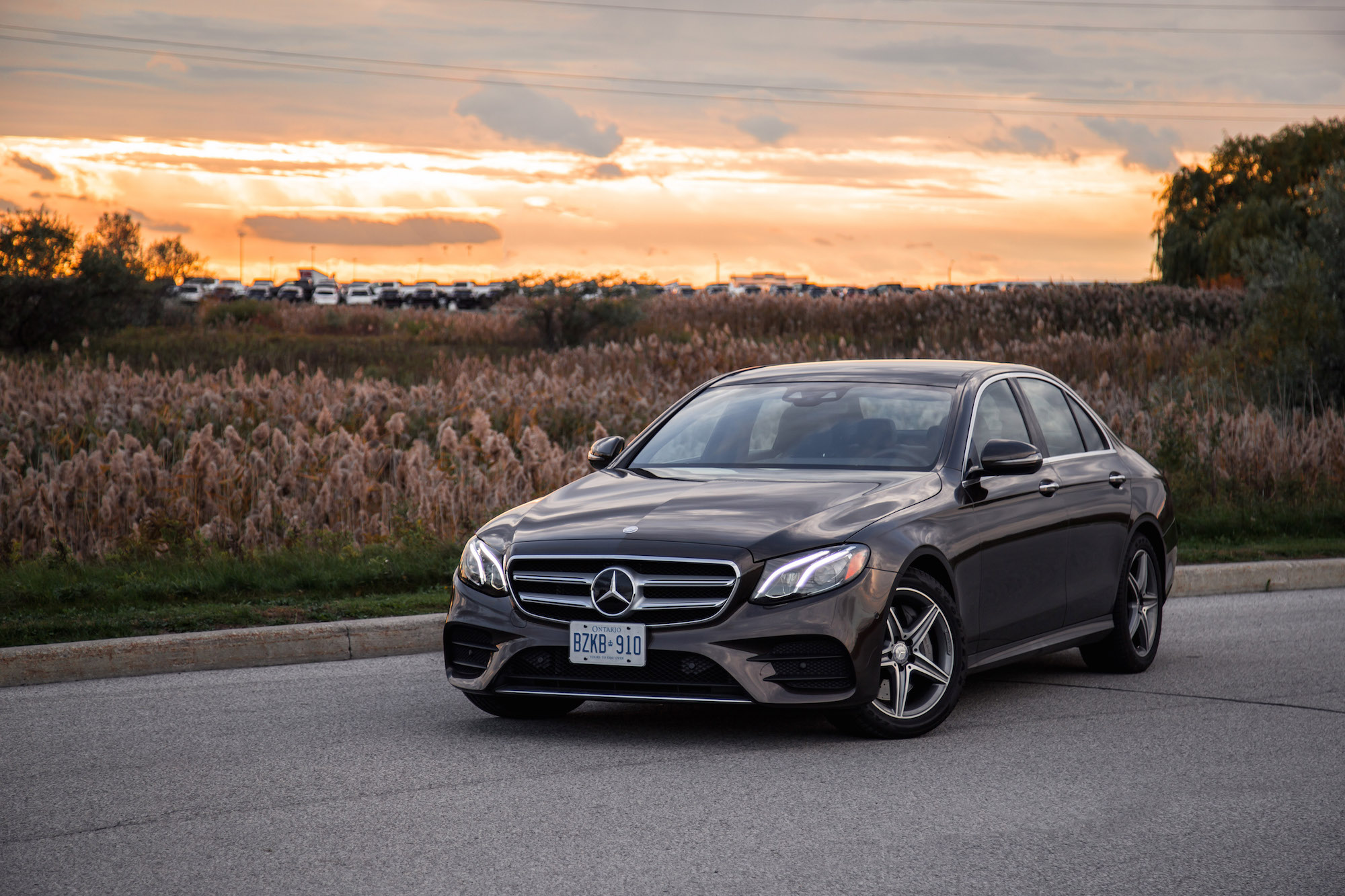 Review 2017 mercedes benz e 300 4matic canadian auto review for 2017 mercedes benz gls450 curb weight