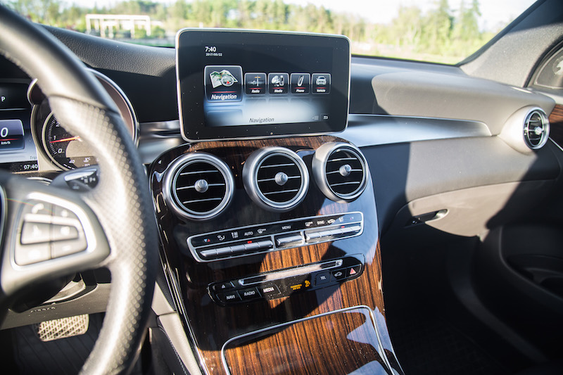 Mercedes Glc 300 Coupe >> Review: 2017 Mercedes-Benz GLC 300 4MATIC | Canadian Auto Review