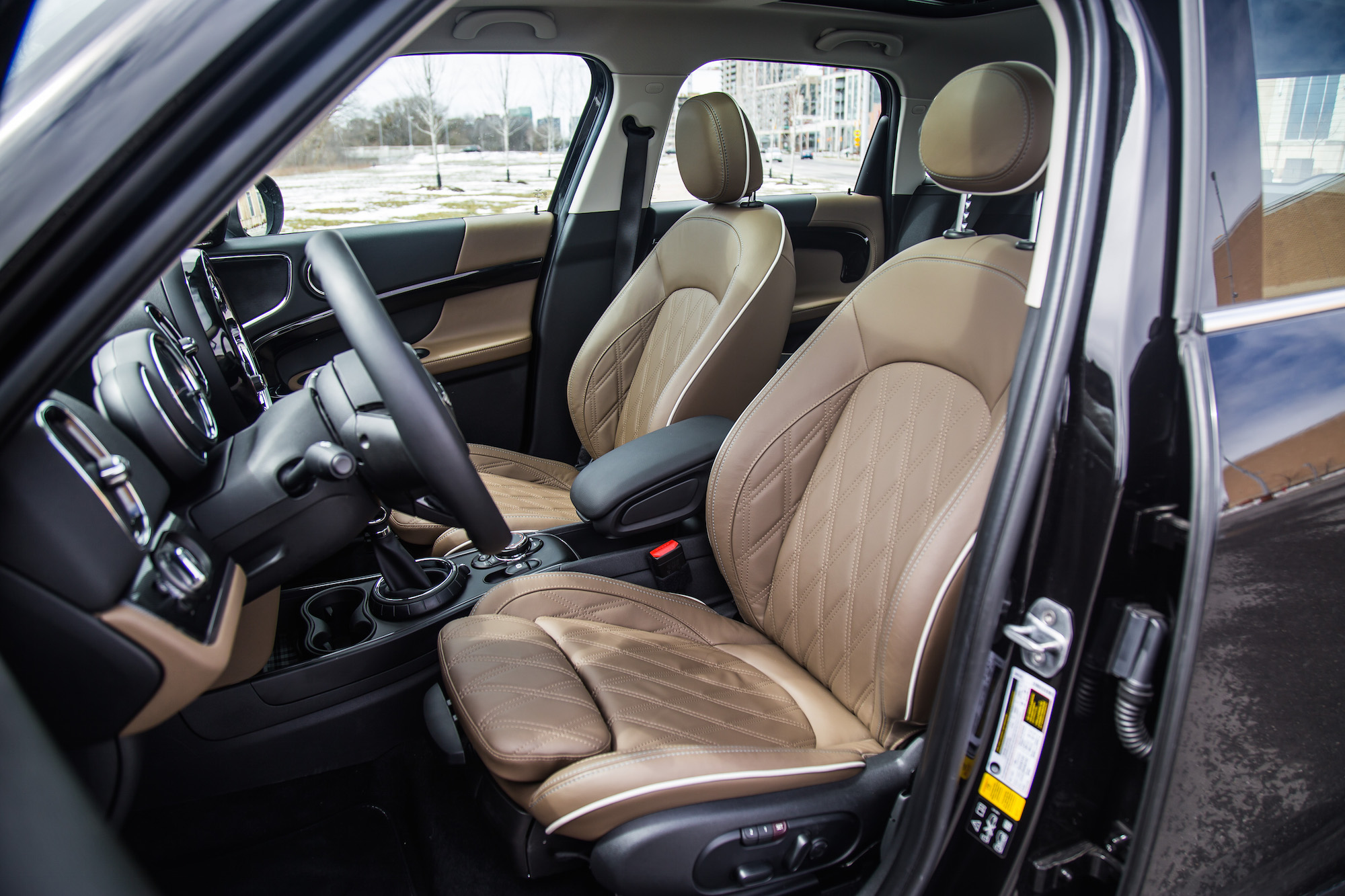 Review: 2017 MINI Cooper S Countryman ALL4 | Canadian Auto ...