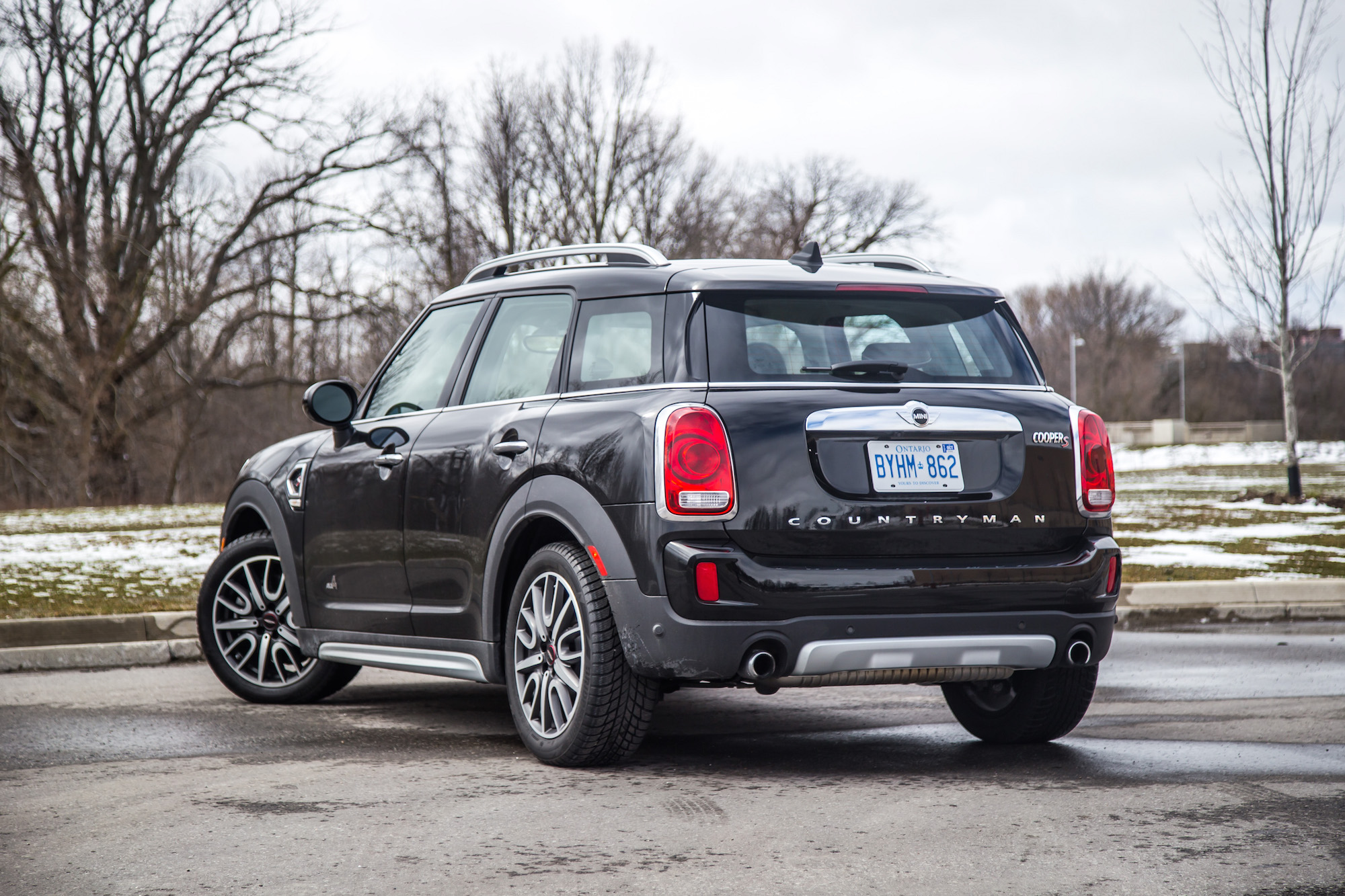 Review 2017 Mini Cooper S Countryman All4 Canadian Auto Review