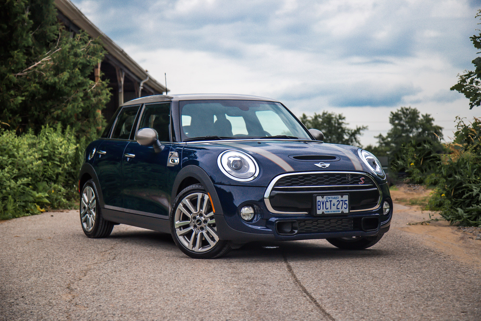 Review 2017 Mini Cooper S 5 Door Seven Edition Canadian Auto Review