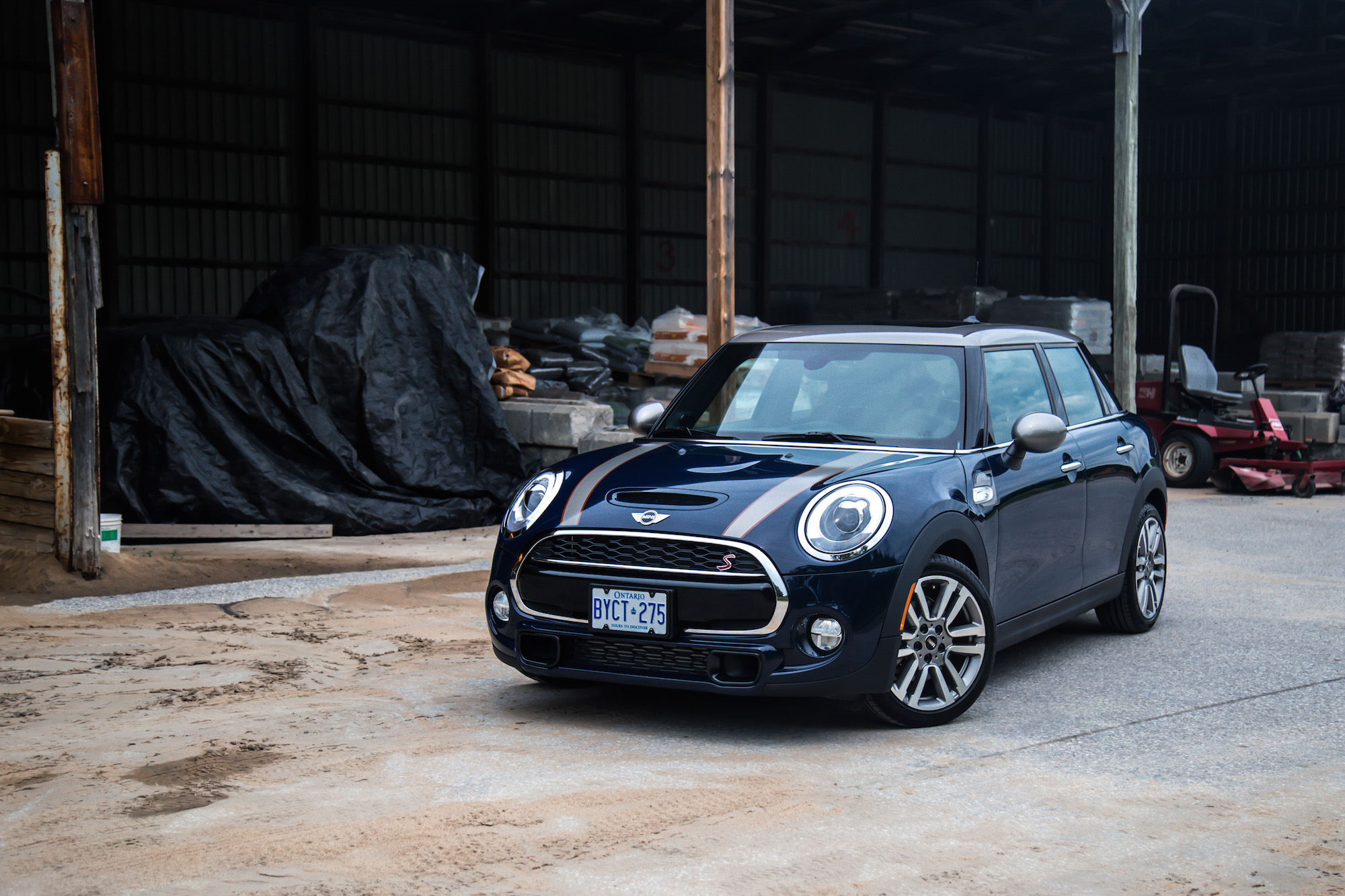 Review: 2017 MINI Cooper S 5-Door Seven Edition | Canadian ...