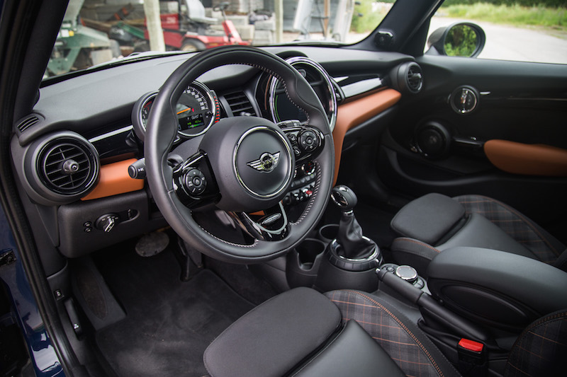 Review 2017 Mini Cooper S 5 Door Seven Edition Canadian