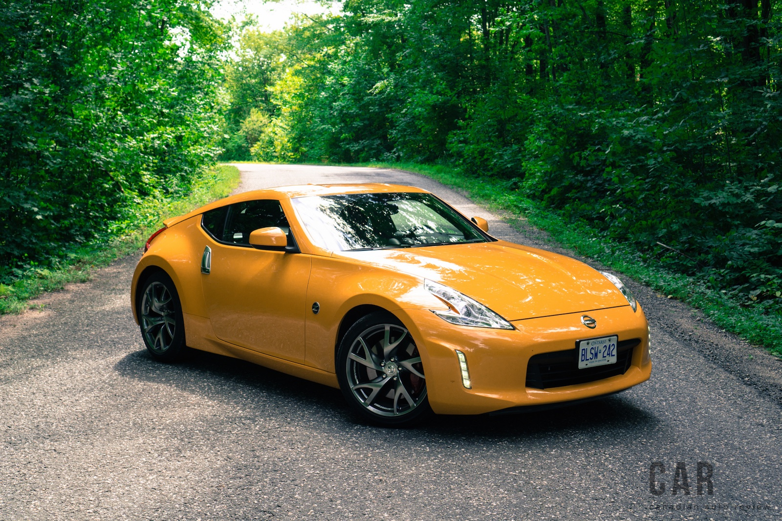 2017 Nissan 370Z Touring Sport Chicane Yellow ...