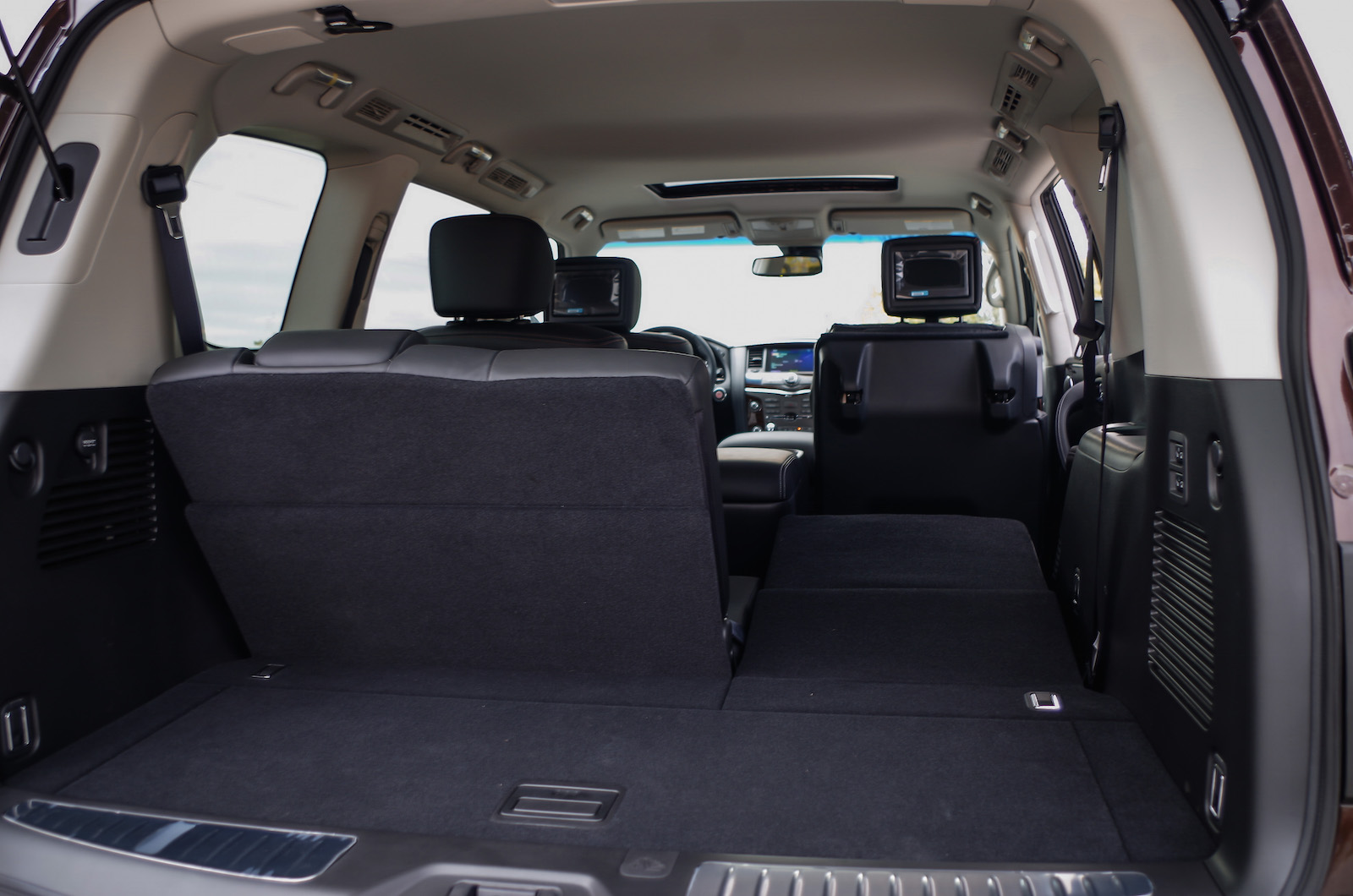 Review 2017 Nissan Armada Platinum Canadian Auto Review