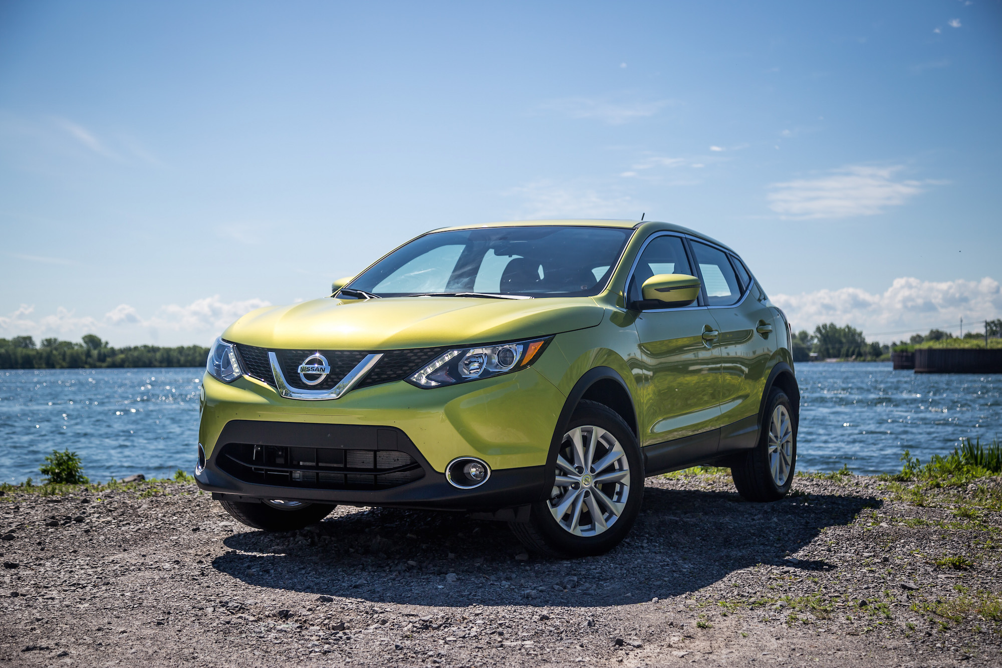 Nissan Qashqai Canada Review >> First Drive: 2017 Nissan Qashqai | Canadian Auto Review