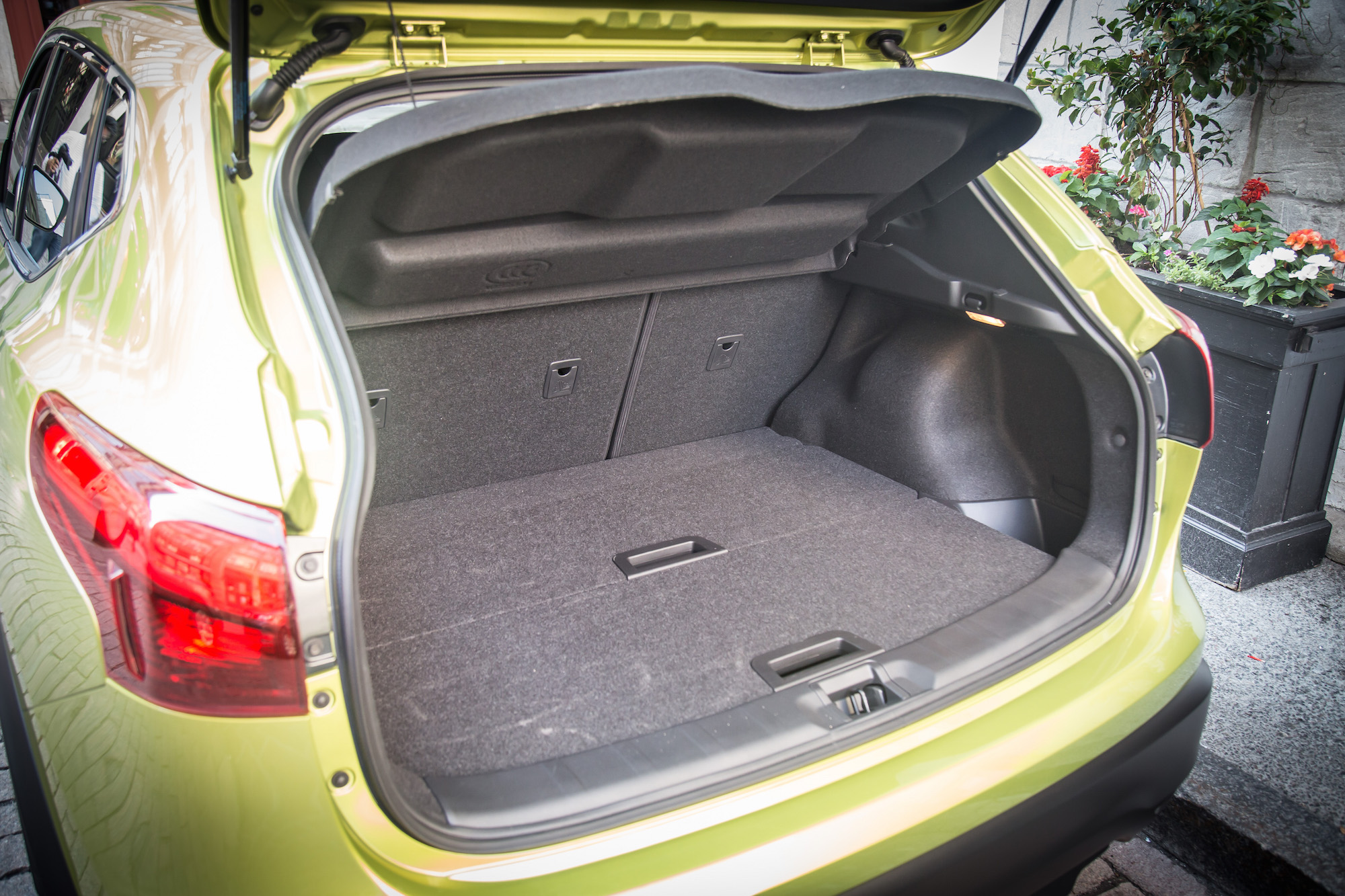 100 Nissan Juke Interior Trunk New Nissan Juke For
