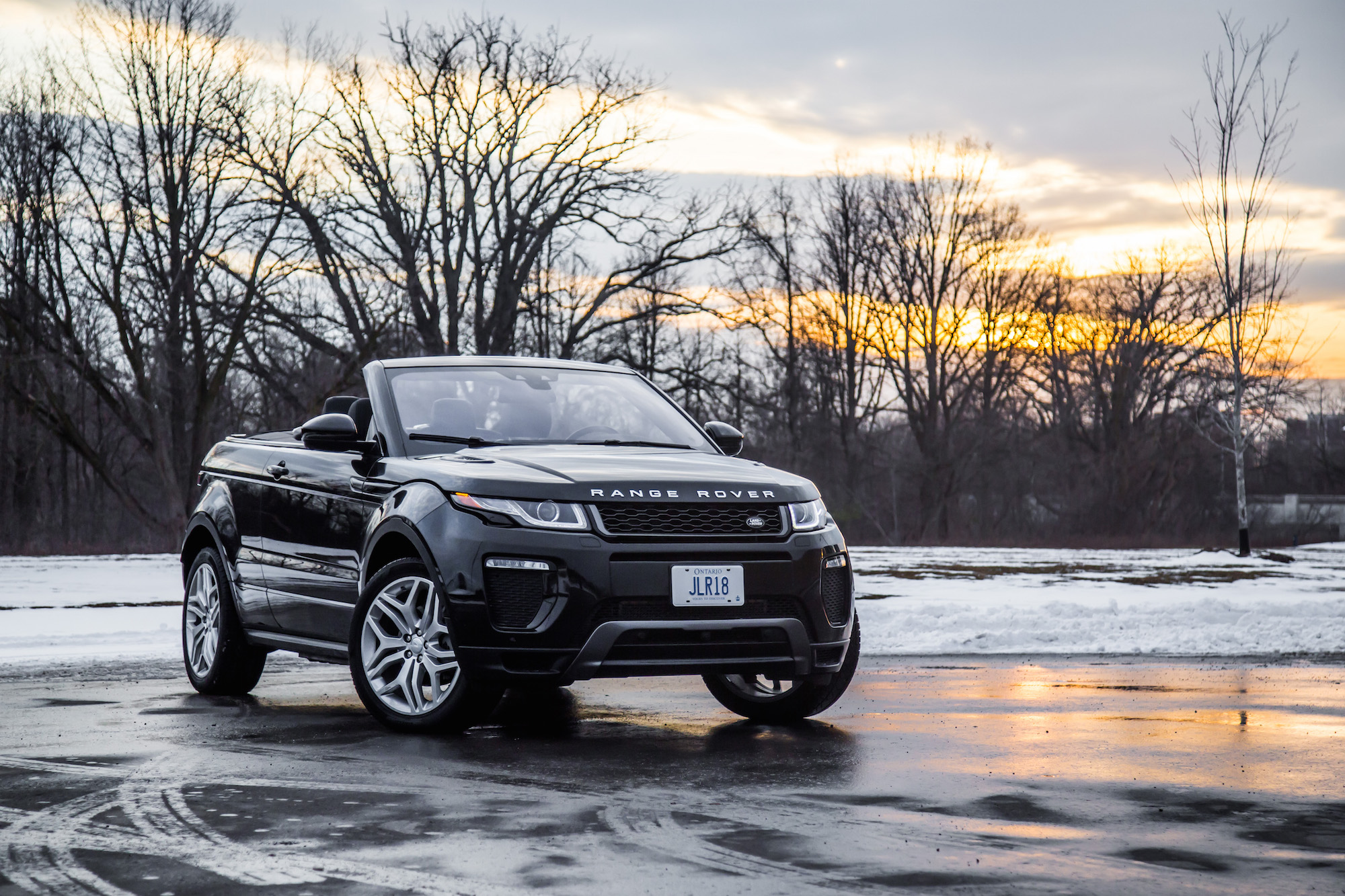 Range Rover Evoque Convertible >> Review: 2017 Range Rover Evoque Convertible | Canadian ...