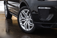Range Rover Evoque Convertible 20-inch wheels