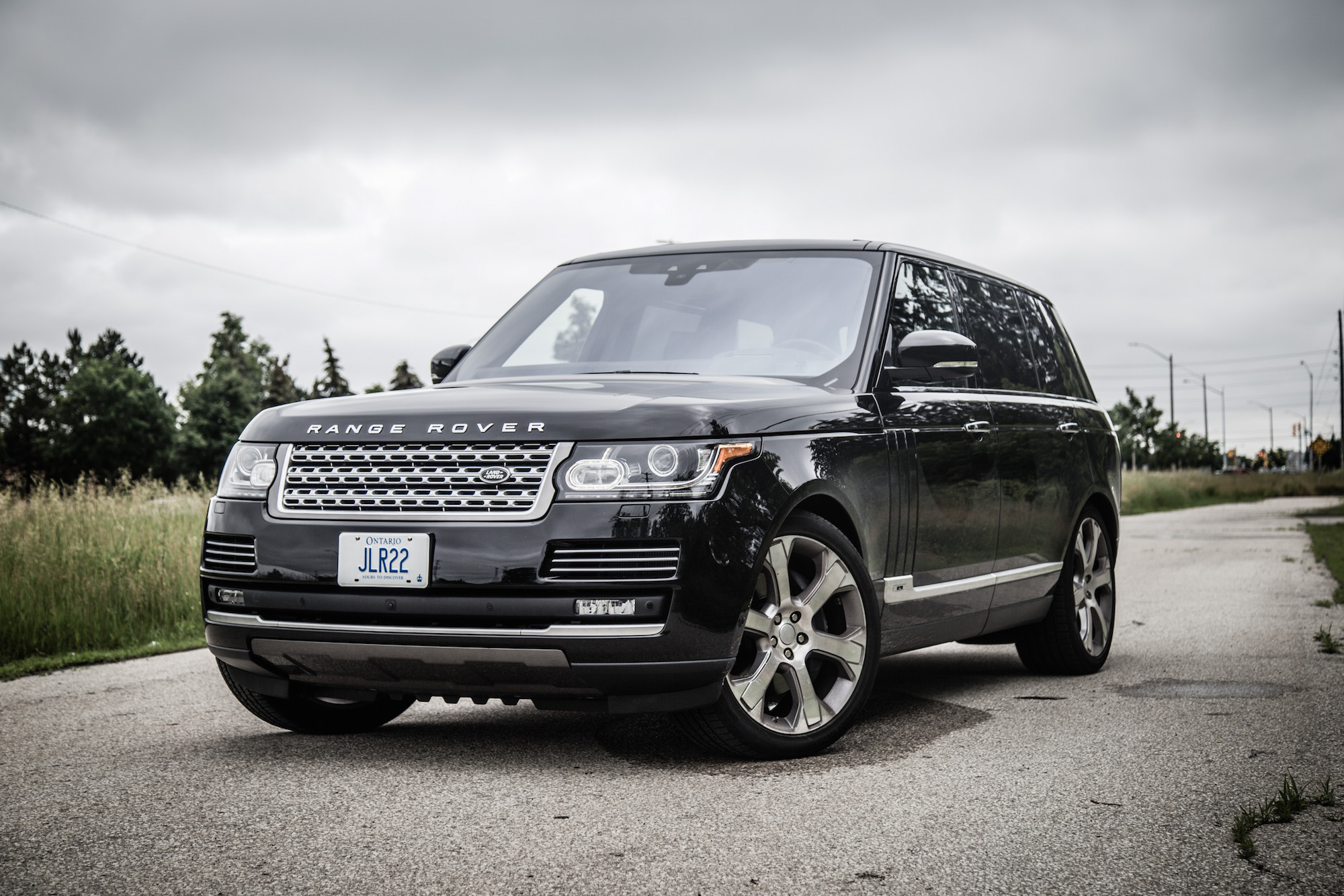 Range Rover Autobiography >> Review: 2017 Range Rover LWB Autobiography | Canadian Auto Review