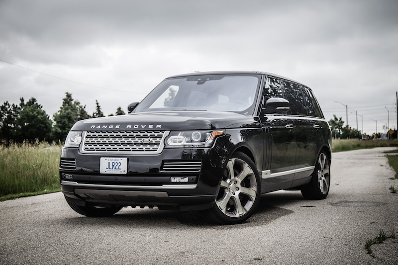 Review 2017 Range Rover Lwb Autobiography Canadian Auto