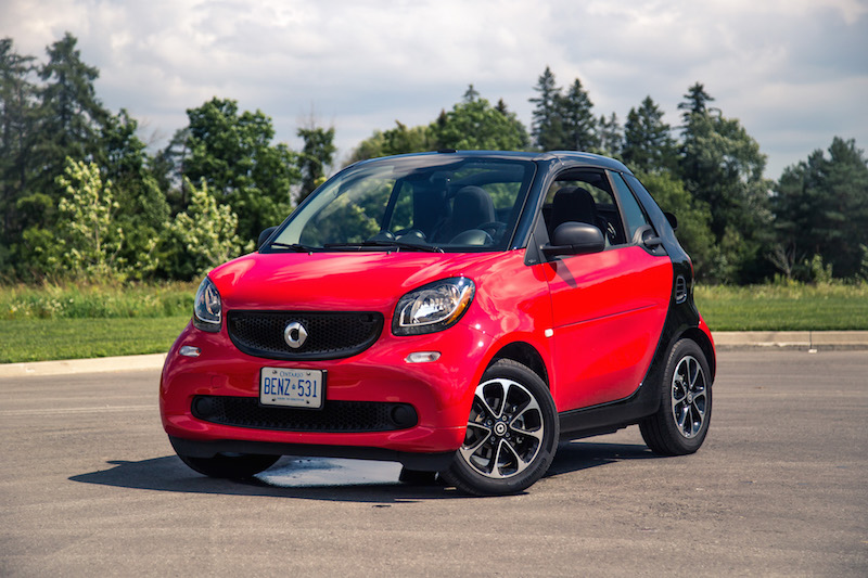 review 2017 smart fortwo cabrio canadian auto review. Black Bedroom Furniture Sets. Home Design Ideas