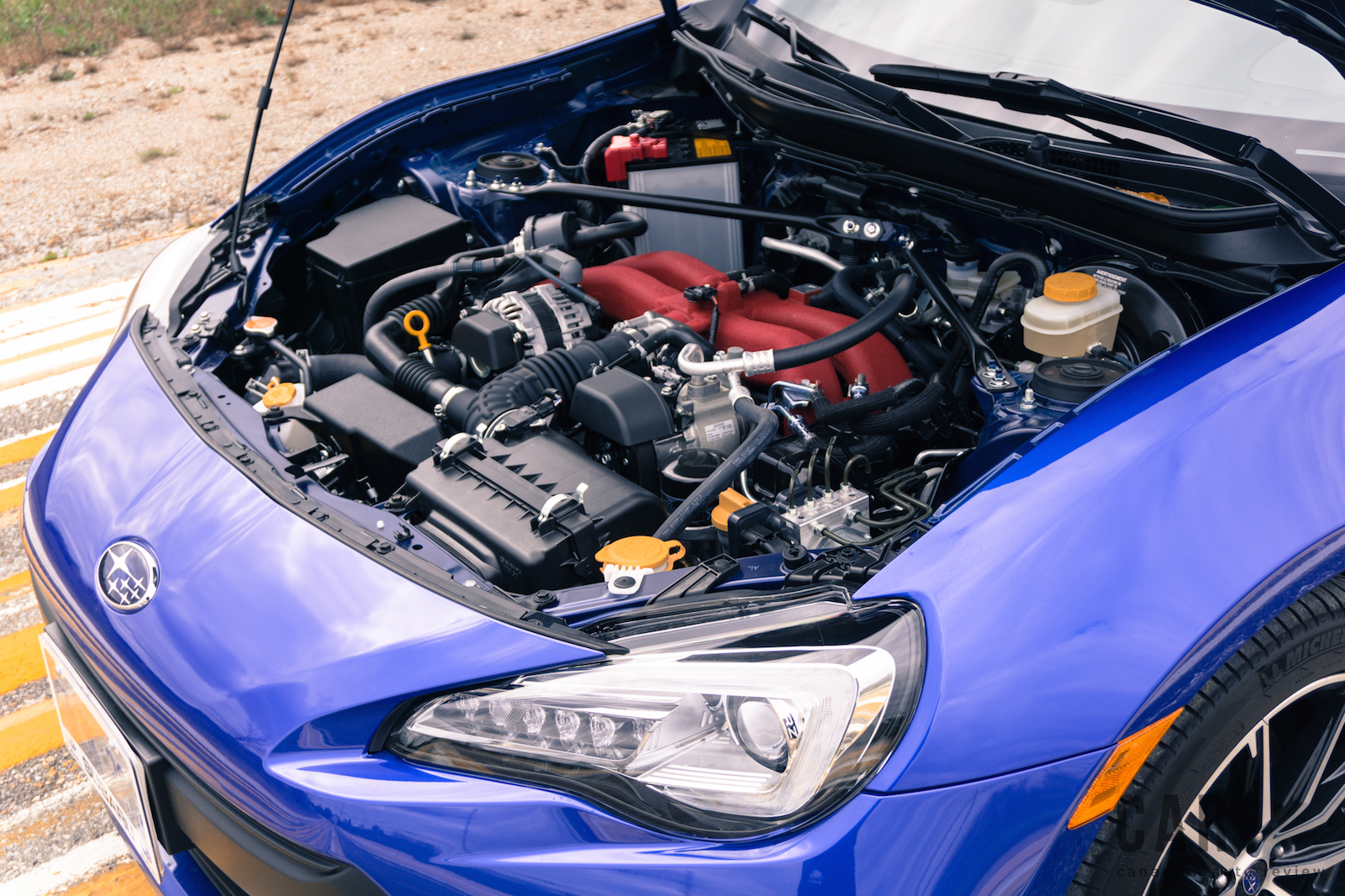 Review: 2017 Subaru BRZ Sport-Tech | Canadian Auto Review
