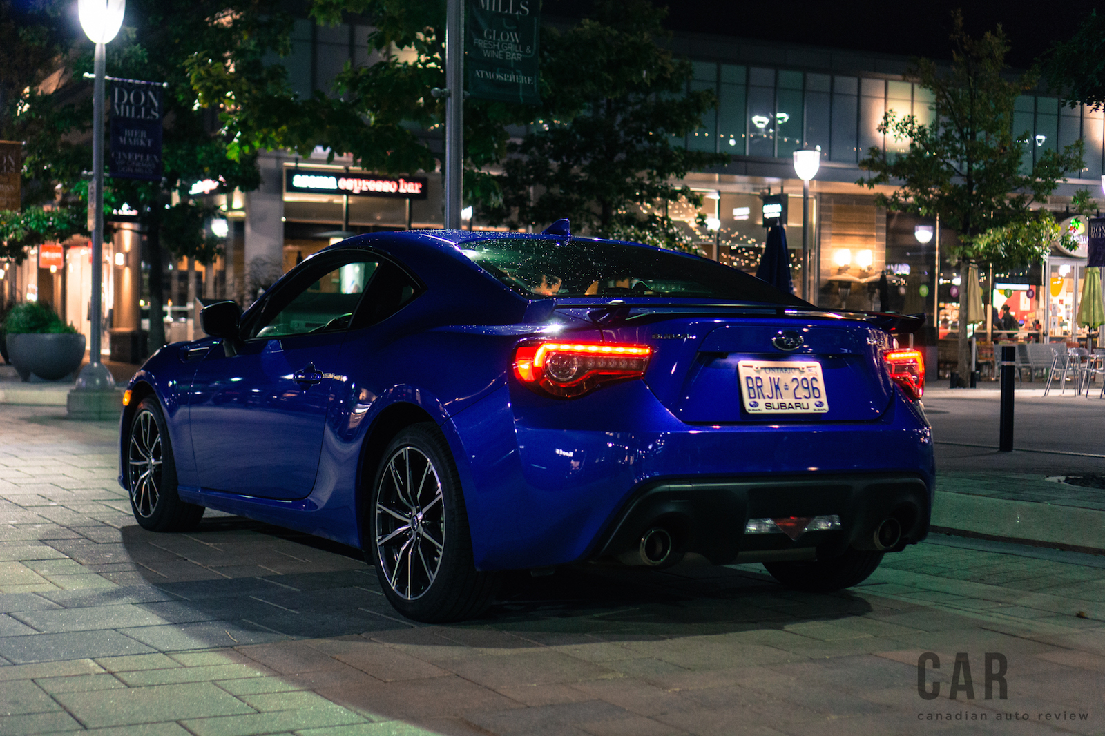Brz Sport Tech Night