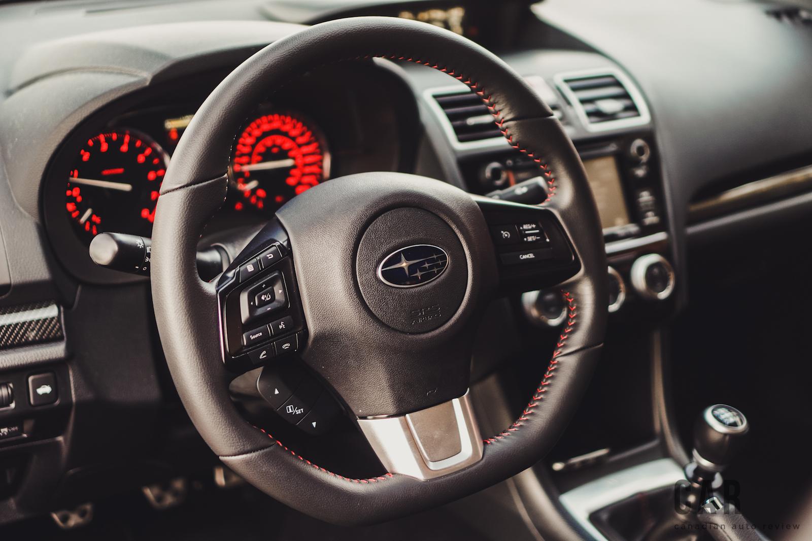 Review 2017 Subaru Wrx Canadian Auto Review