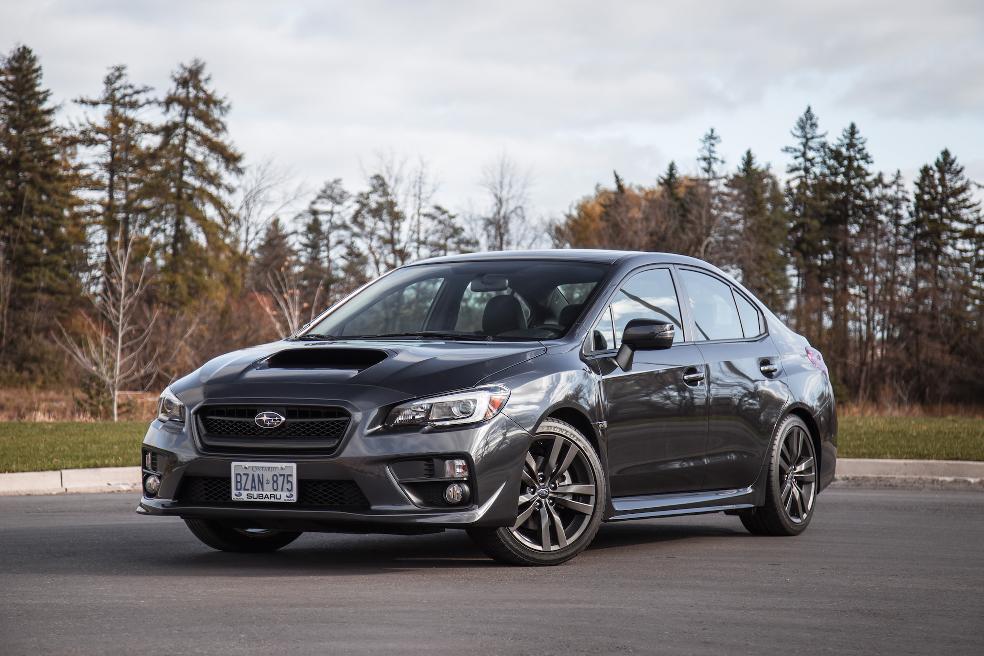 2015 Nissan Maxima >> Review: 2017 Subaru WRX Sport-Tech CVT | Canadian Auto Review