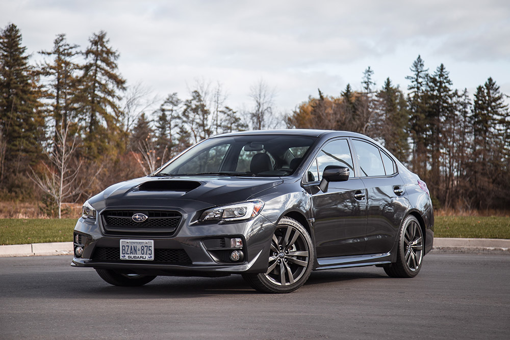 Wrx Cvt >> Review: 2017 Subaru WRX Sport-Tech CVT | Canadian Auto Review