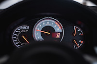 2017 Toyota 86 gauges tach speedo