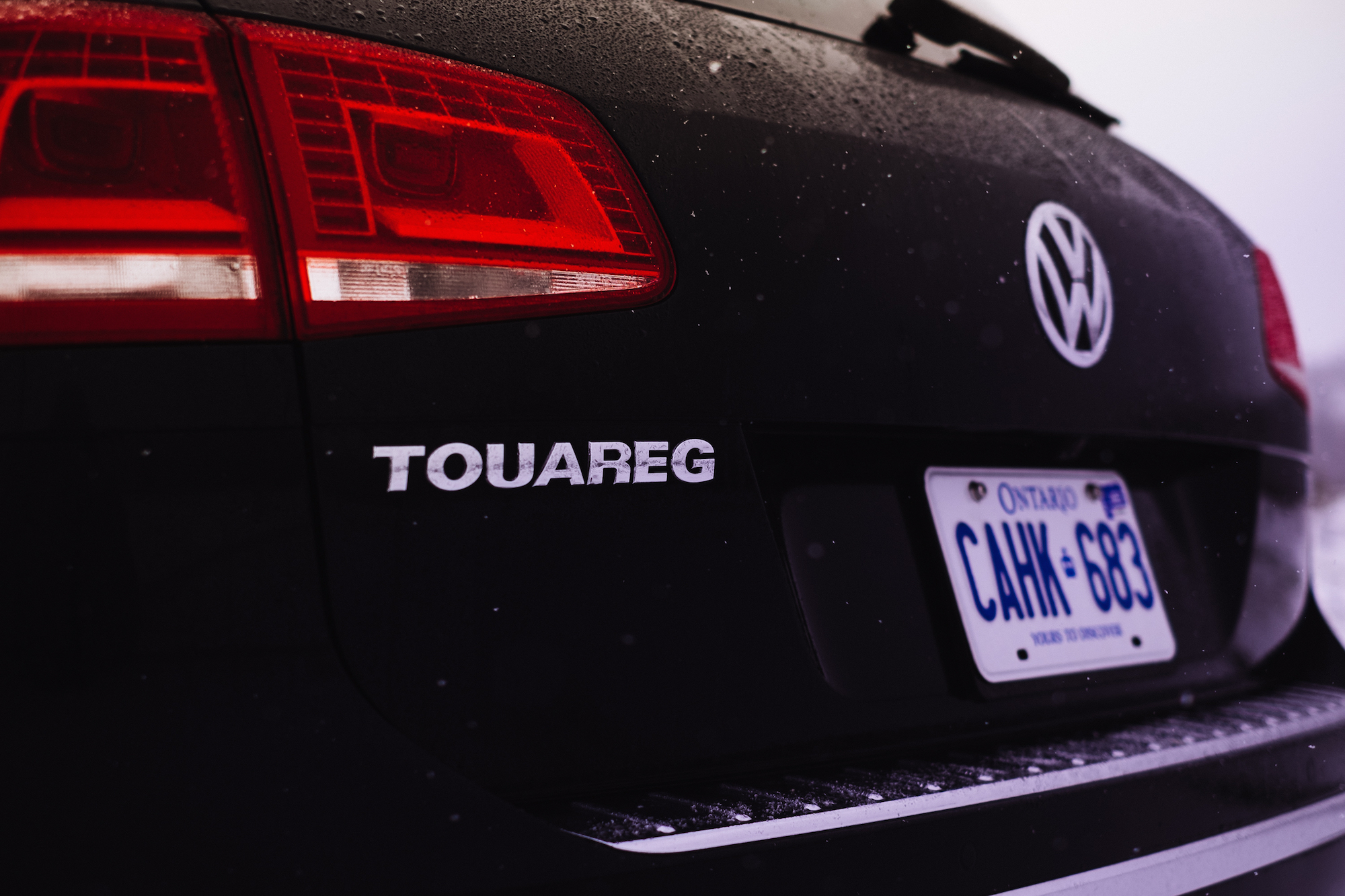 Review: 2017 Volkswagen Touareg Execline | Canadian Auto Review