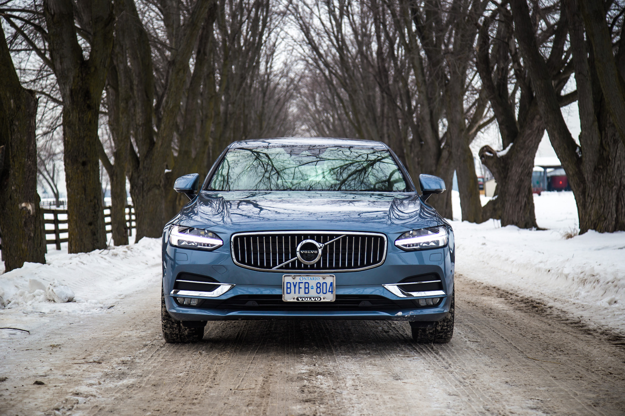 Review: 2017 Volvo S90 T6 AWD Inscription | Canadian Auto Review