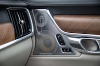 volvo s90 door panel speakers bowers & wilkins