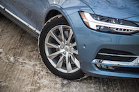 2017 Volvo S90 T6 AWD Inscription winter tires design