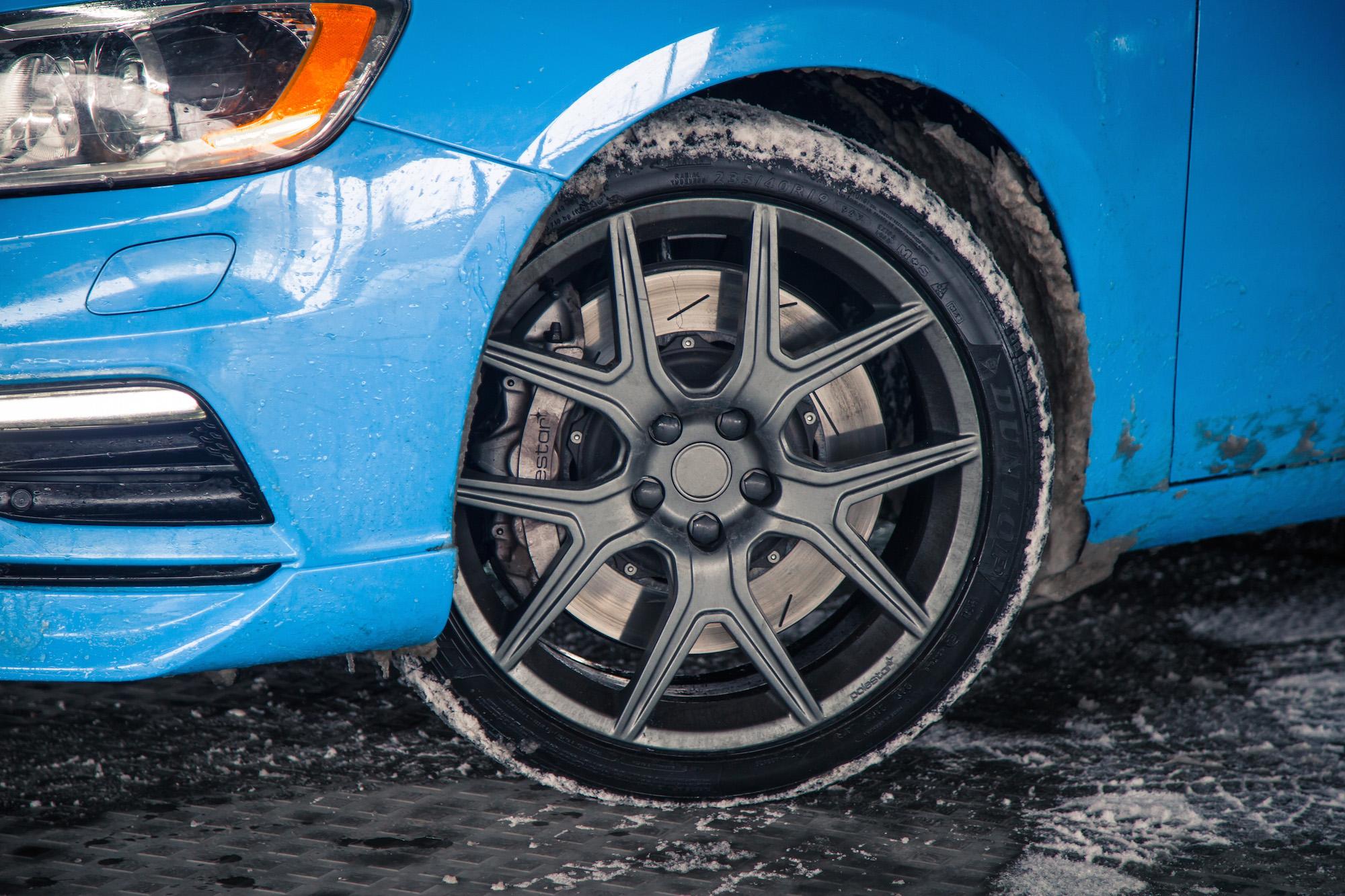 Review: 2017 Volvo V60 Polestar | Canadian Auto Review