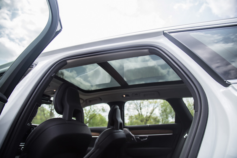 2017 Volvo V90 T6 Inscription panoramic roof
