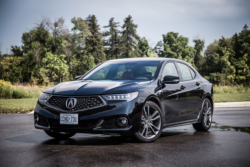Review: 2018 Acura TLX A-Spec | Canadian Auto Review