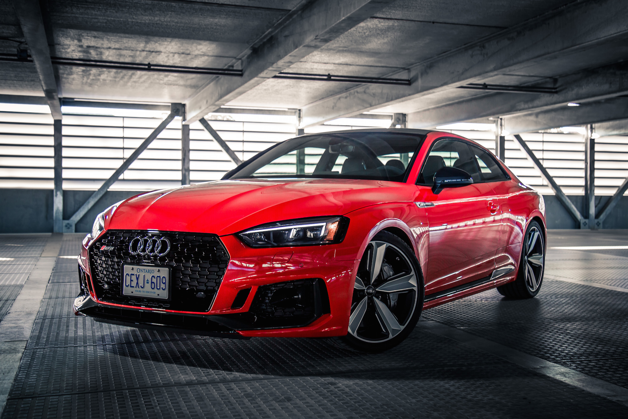 Best Awd Sports Cars >> Review: 2018 Audi RS5 | CAR