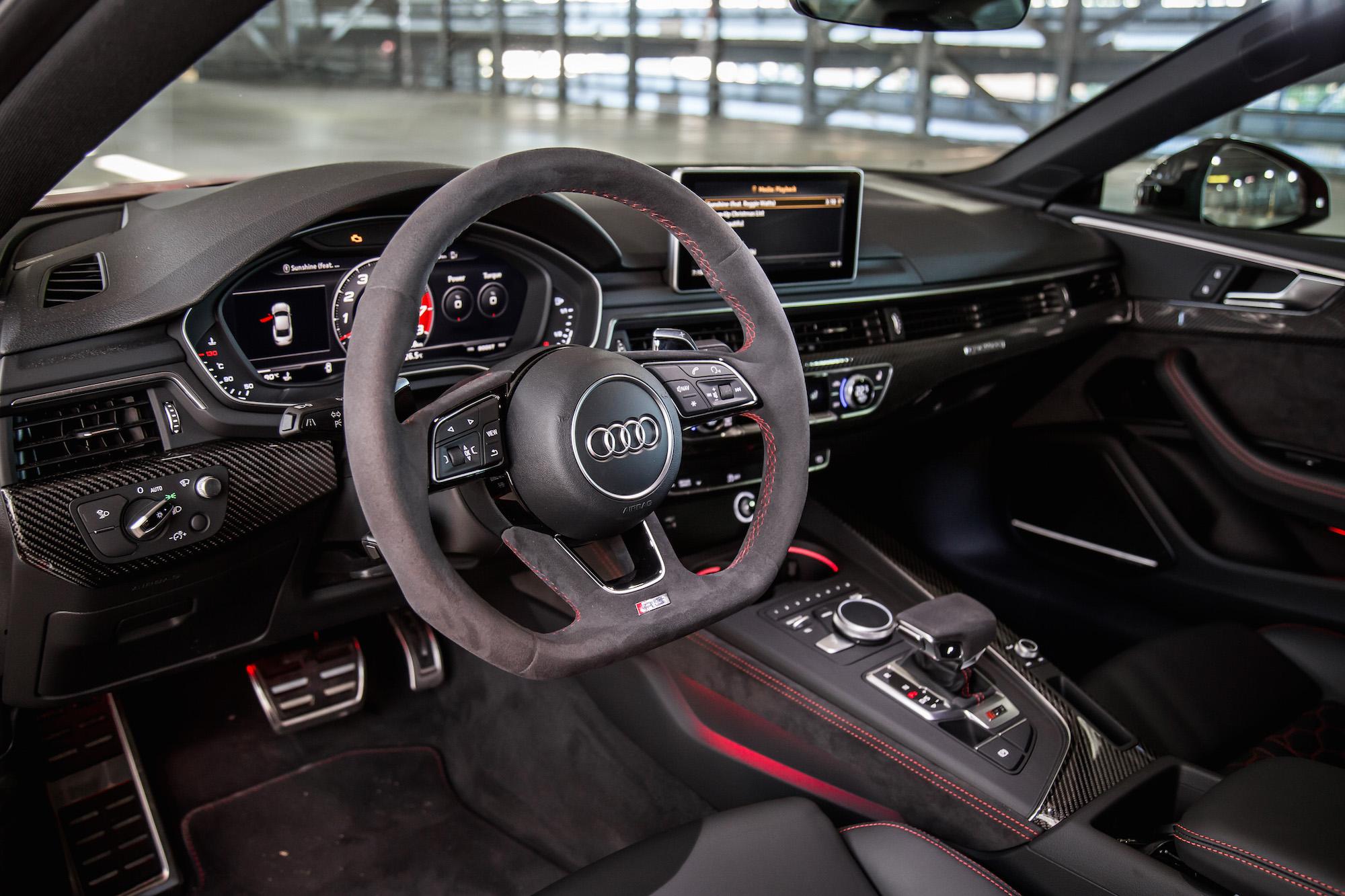 Review 2018 Audi Rs5 Car
